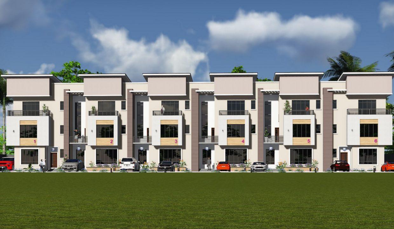 The Parkside Estate